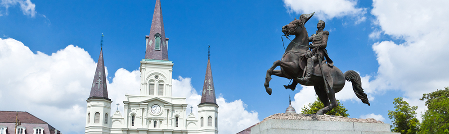 Louisiana - Saint Louis Cathedral